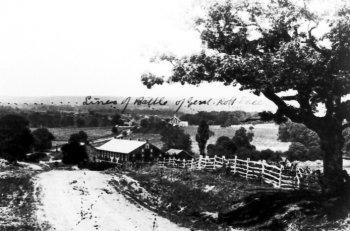 Hospital at Gettysburg