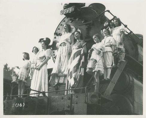 Miss Antietam 1937