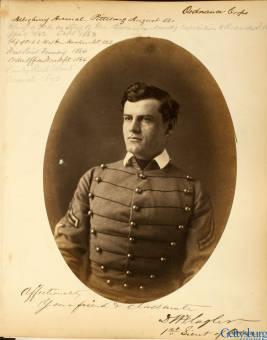 Cadet Flagler c. 1861