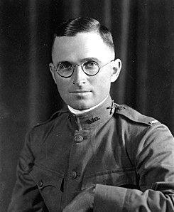 Lt. H.S. Truman, 1917