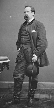 Frank Vizetelly (c. 1861)