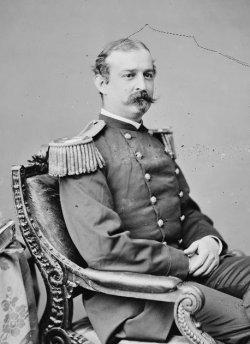 Colonel JC Audenried, 1870s (Brady Studio/Library of Congress)
