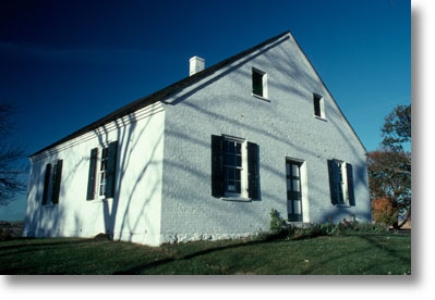 Dunker Church, Antietam (National Park Service)