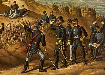 Siege of Vicksburg (Kurz & Allison, 1888/Library of Congress)
