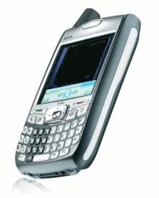 Treo phone/PDA