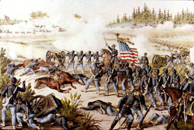 Battle of Olustee (painting)