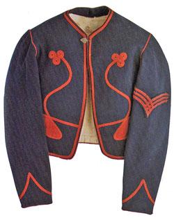 Zouave jacket