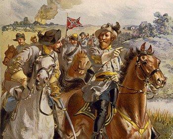 Stuart rides around the AoP, June 1862