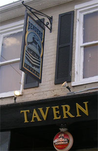 Captain Bender's Tavern, Sharpsburg, Md