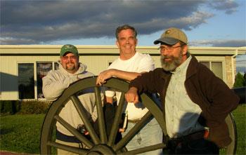 Bloggers 3: Smeltzer, Downey, Gentile
