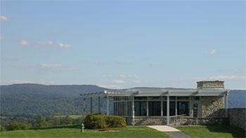ANBP Visitor's Center, back, Sept 2007