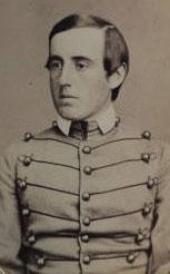 J.E. Wilson, USMA Cadet, 1862