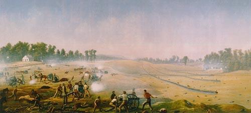 James Hope: Artillery Hell
