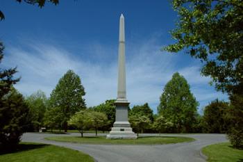 Philadelphia Brigade Monument at Antietam (S.  Recker)