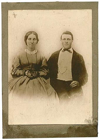 MW Brown and Wife