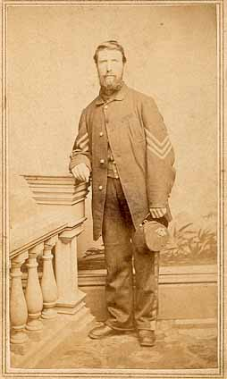 A Connecticut Sergeant (unidentified)
