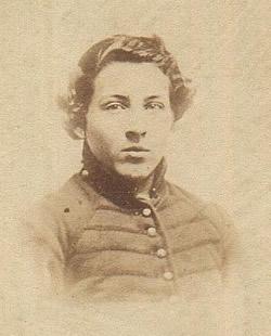 Bugler Thomas F. Mars