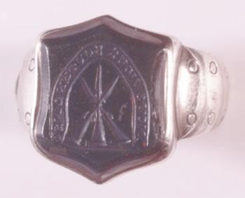1847 USMA Class Ring