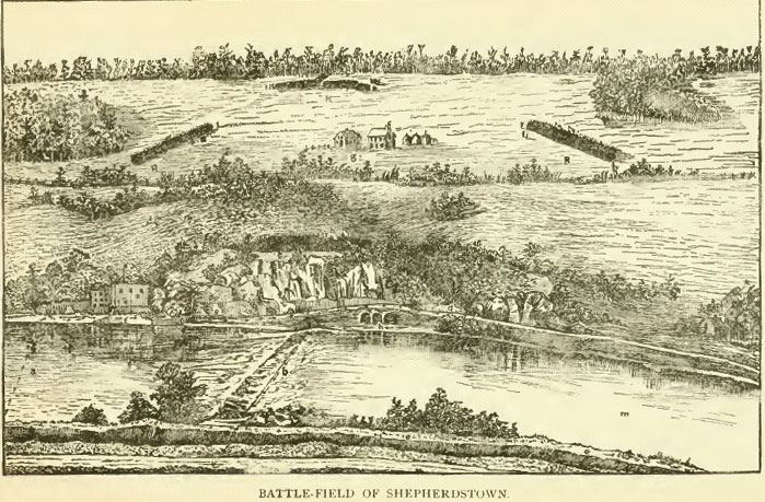 Behind Aotw 187 Blog Archive 187 Shepherdstown Battlefield Update