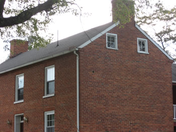 Osborn farmhouse (cannonball)