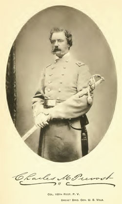 Col Prevost