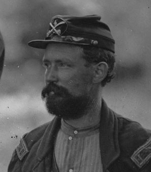 Adjutant, 4th PA Cavalry, August 1862
