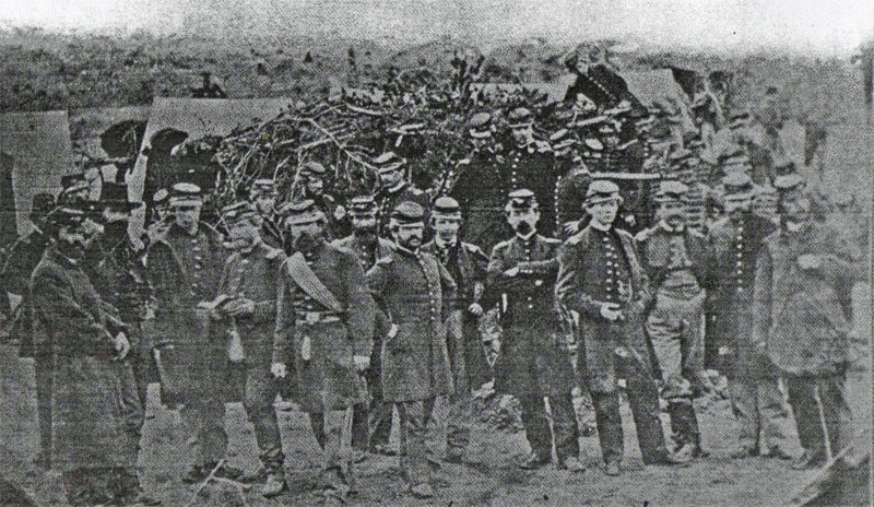 behind aotw blog archive us regular infantry in maryland 1862