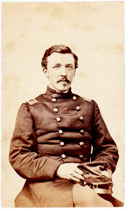 W. Dwight (CDV from Museum Quality Americana)