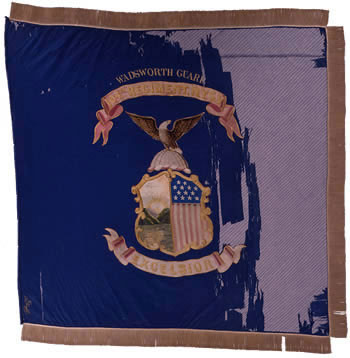 Flag of the 104th NY Infantry