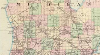 Central Michigan (Asher & Adams, 1874)
