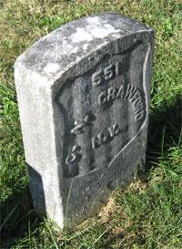 C.N. Crawford stone