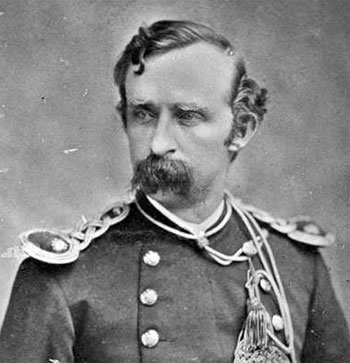 G.A. Custer (c. 1876, Denver Public Library)