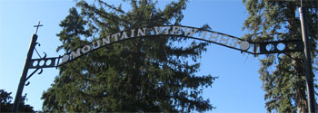 Mt View Gate