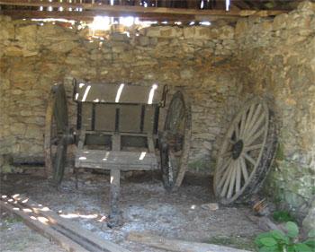 limber on Roulette Farm