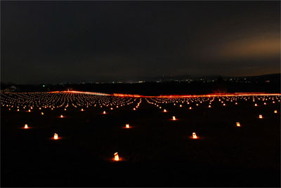 Illumination - the battlefield