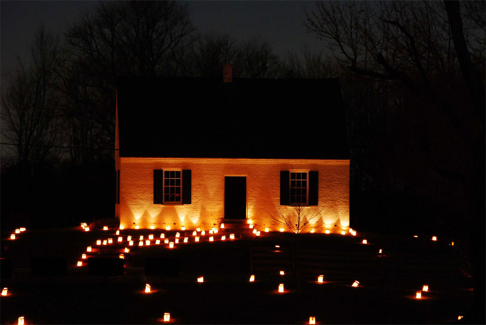 behind AotW » Blog Archive » Antietam Illumination