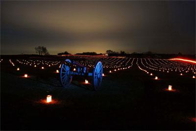 Illumination - VT Brigade Cannon