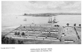 Johnson's Island, Ohio