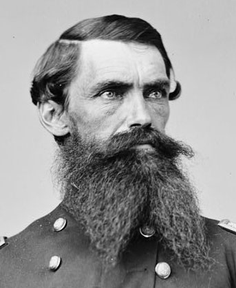 Lt. Colonel D.H. Strother (c. 1862, Library of Congress)