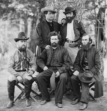 Irish chaplains and more, July 1862