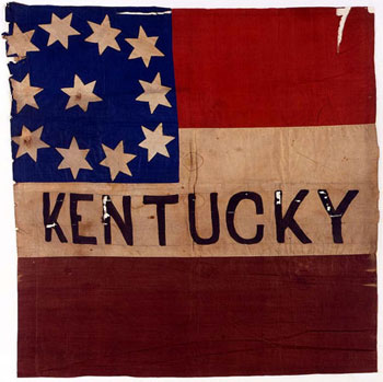 Confederate First National Flag, c. 1861