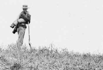 Watcher at Antietam