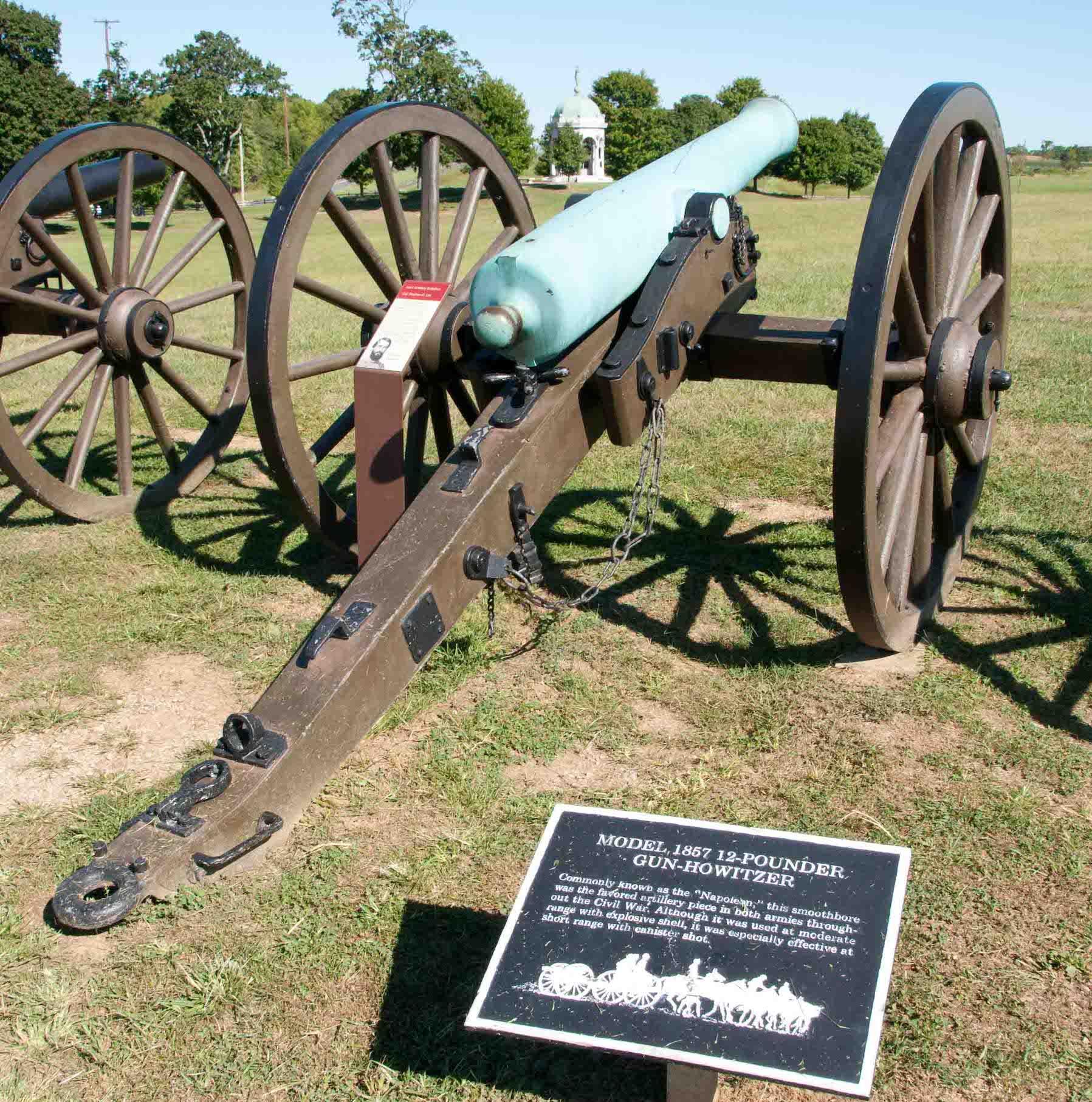behind AotW » Blog Archive » Antietam faces, artillery edition